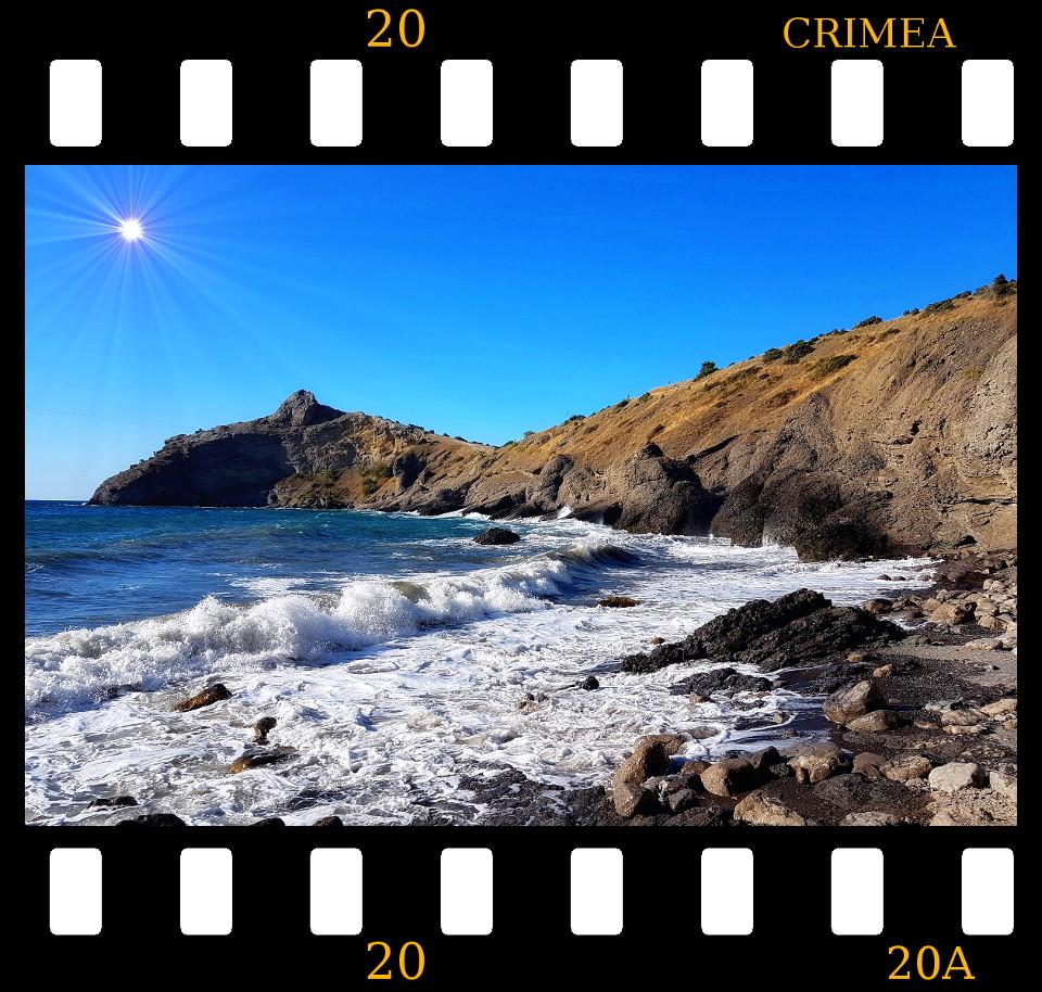 Коронавирус в Крыму - пустой пляж