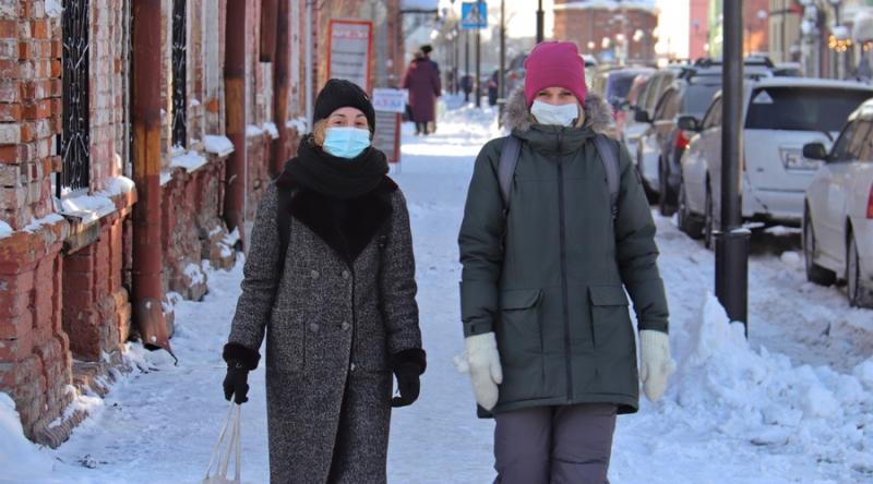 Коронавирус в России и на Алтае: коротко о ситуации на 27 января