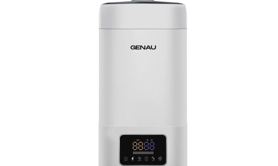 Genau Fresh Air 24L: умный увлажнитель воздуха с большим баков воды