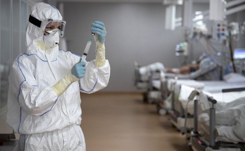 Число заражённых COVID-19 в Ивановской области приближается к 34 000