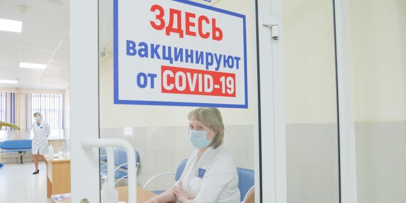 В Ивановской области от COVID-19 привили 10% населения