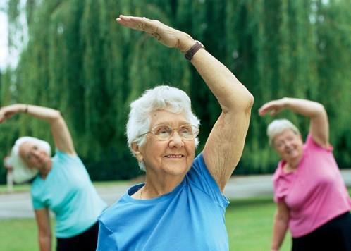 Основные виды реабилитации пожилых людей