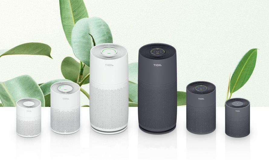Очиститель воздуха Tion IQ: профилактика сезонных аллергий