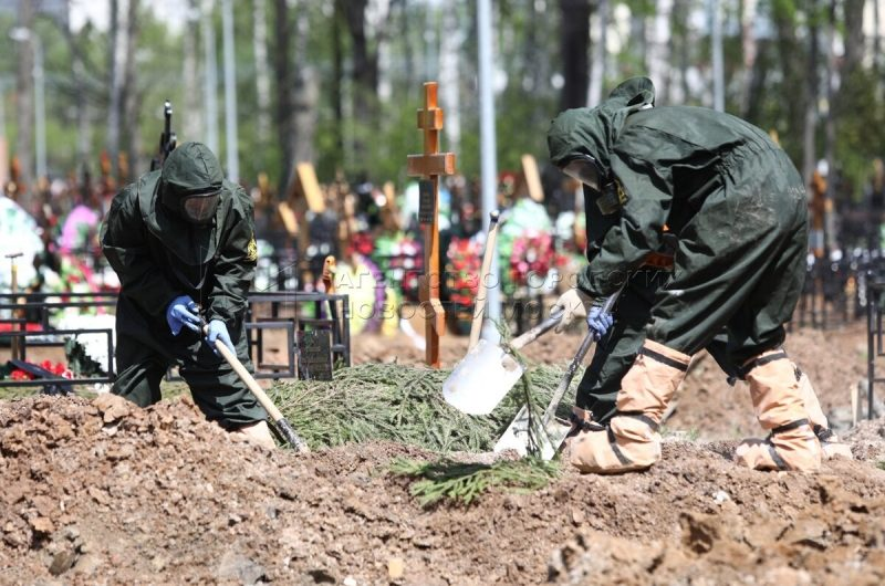 В Иванове сразу трое мужчин скончались от коронавируса