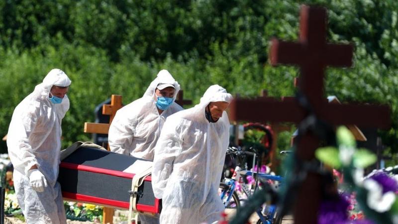 В Ивановской области за сутки от коронавируса умерли 4 женщины и один мужчина