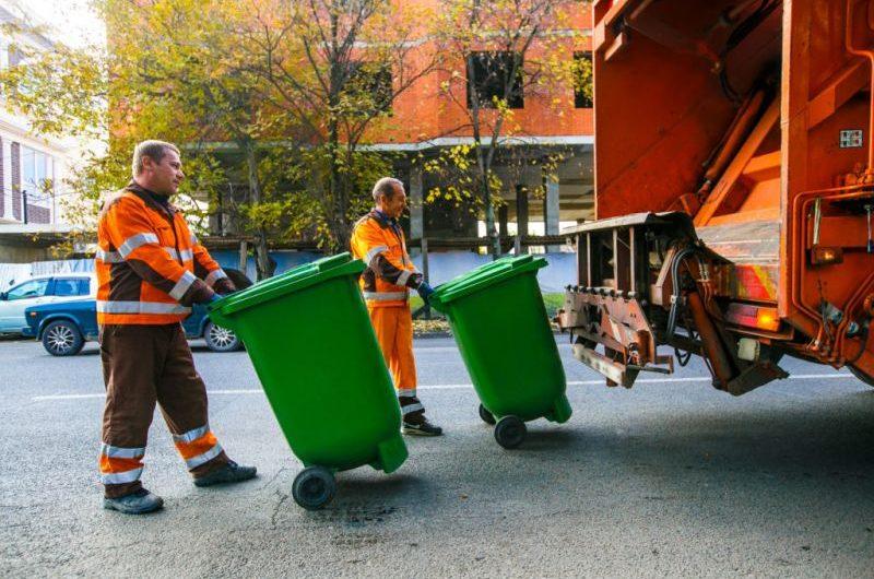 Как заказать вывоз строительного мусора?